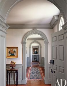 Patrick  burke creates an th century style home in new jersey also rh pinterest