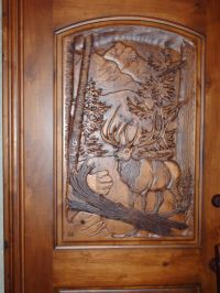 Door Panels | Hand Carved Doors | Masterpiece Wood Carved ...