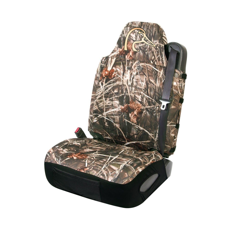 Neoprene, Ducks Unlimited Camo Seat Cover  Camo Truck