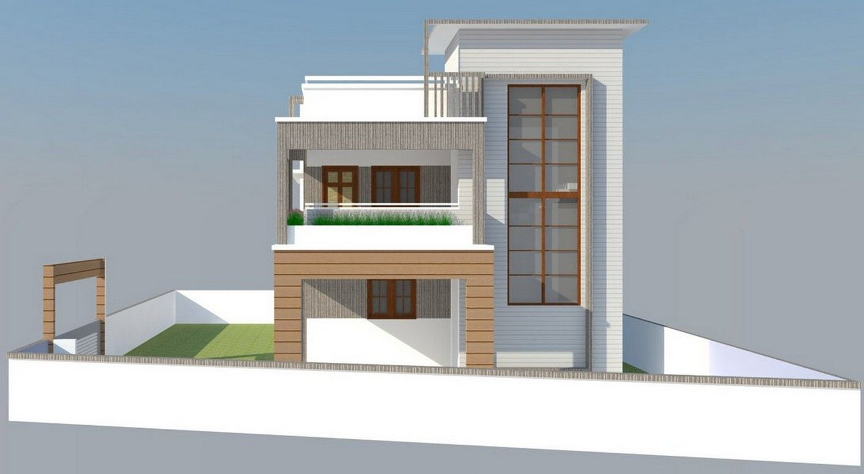 Elevation designs single villa for 2bhk front elevation bracioroom - House Home Front Elevation Designs In Tamilnadu
