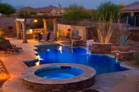 #Award Winning #Pool, #Arizona, #Spa, #Landscape, #Design ...