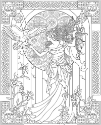 Free Coloring Pages for Adults! - Totally Free Finds ...