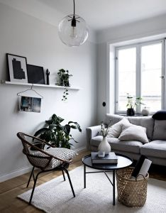 minimalist living room ideas  inspiration to make the most of your space scandinavian shelvesscandinavian officescandinavian roomsminimalist also rh pinterest
