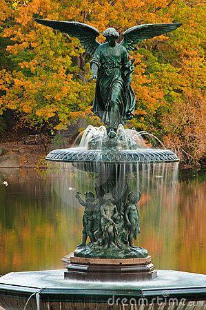 Central Park In Fall Wallpaper Best 25 Bethesda Fountain Ideas On Pinterest Bethesda