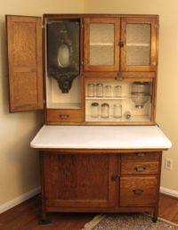 Antique Biederman Hoosier Cabinet | Hoosier cabinet ...