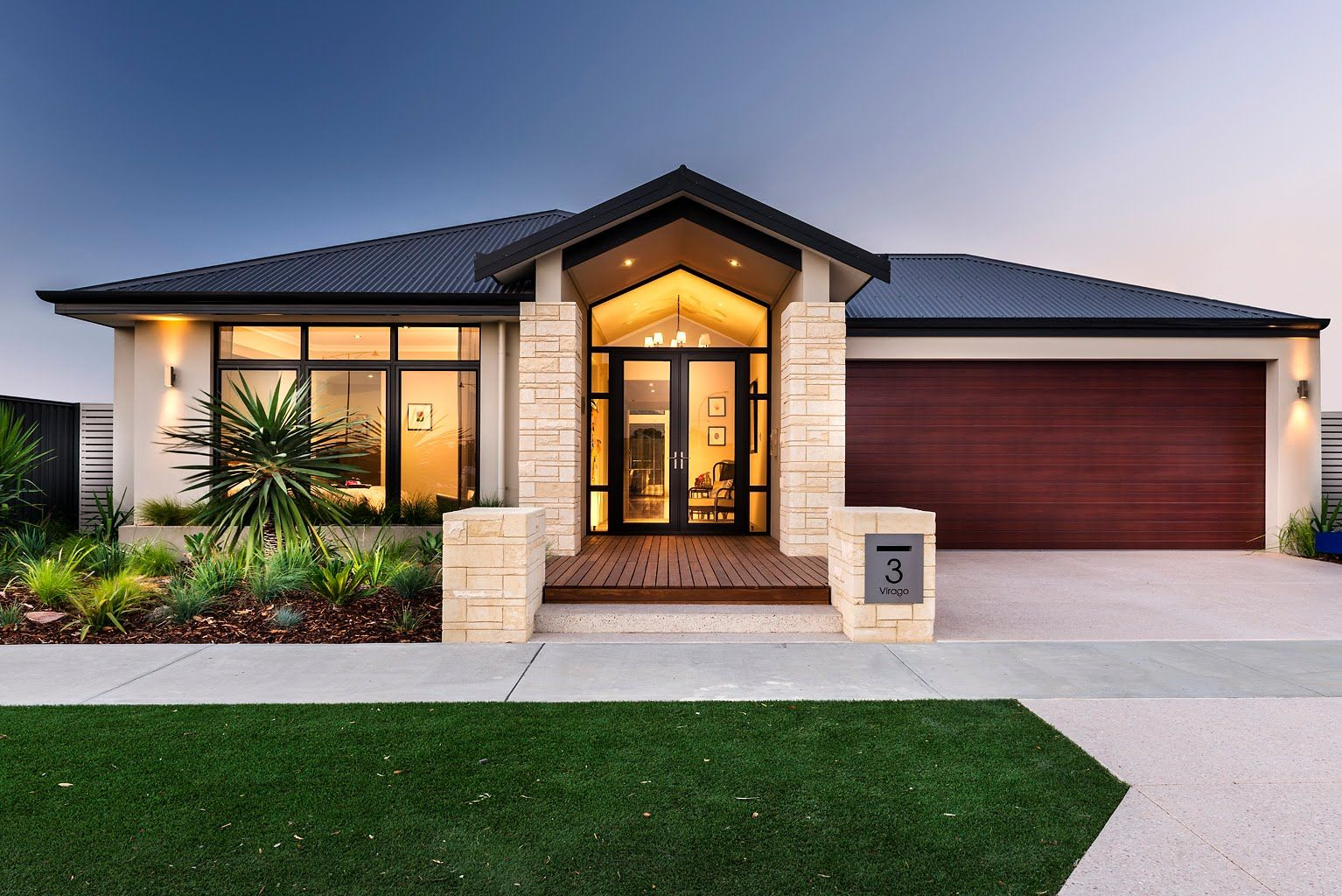Eden Modern New Home Designs Dale Alcock Homes Houses And