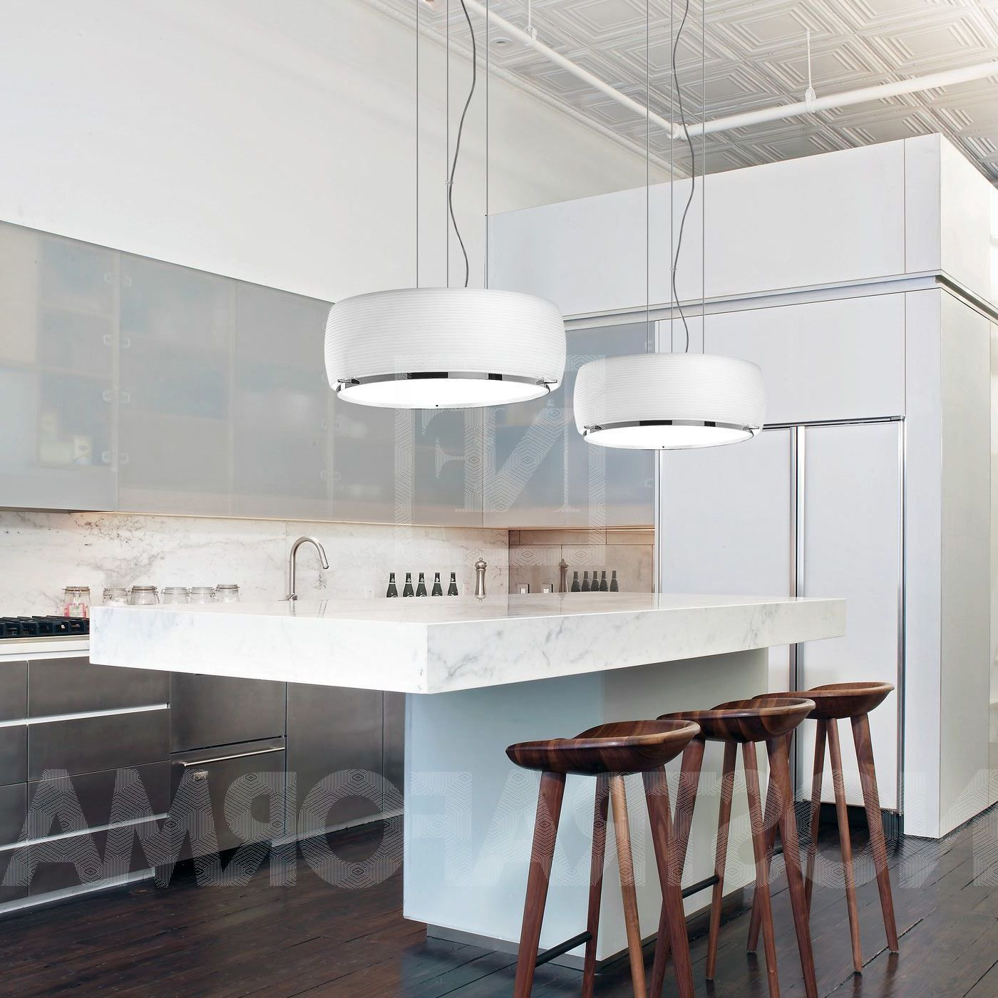 modern pendant lighting for kitchen table counter height ceiling fixtures