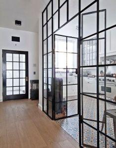 Cristaleras que separan la cocina home designinterior also interiors kitchens and ideas para rh pinterest
