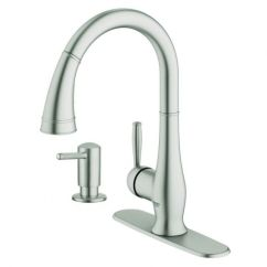 Grohe Kitchen Faucets Parts Free Standing Shelves Interior Design Pinterest