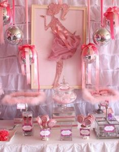 Prom birthday party ideas also  pink th enchanted birthdays barbie and rh pinterest