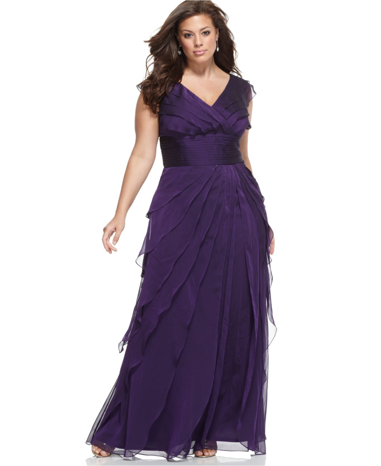 Macys Mother Of Bride Gowns Long