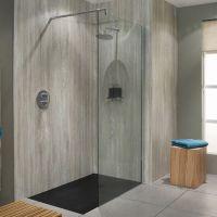 Shower board - no grout shower   Bathroom Vanities ...