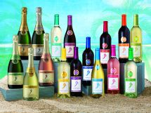Barefoot Wine 4 Pack Bottles