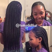 Front Cornrow Hairstyles | natural hair portfolio ...
