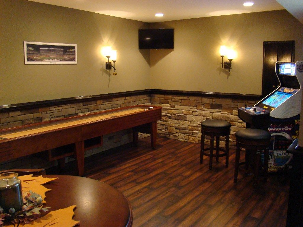 basement stone walls