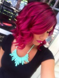 Pravana magenta & wild orchid......awesome color!!! | hair ...