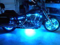 Motorcycle Accent Lighting | Lighting Ideas