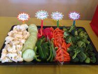 Veggie tray | Baby shower ideas | Pinterest | Veggie tray ...