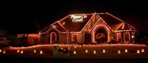 Ideas With Outdoor Christmas Decorations Christmas Lights Green