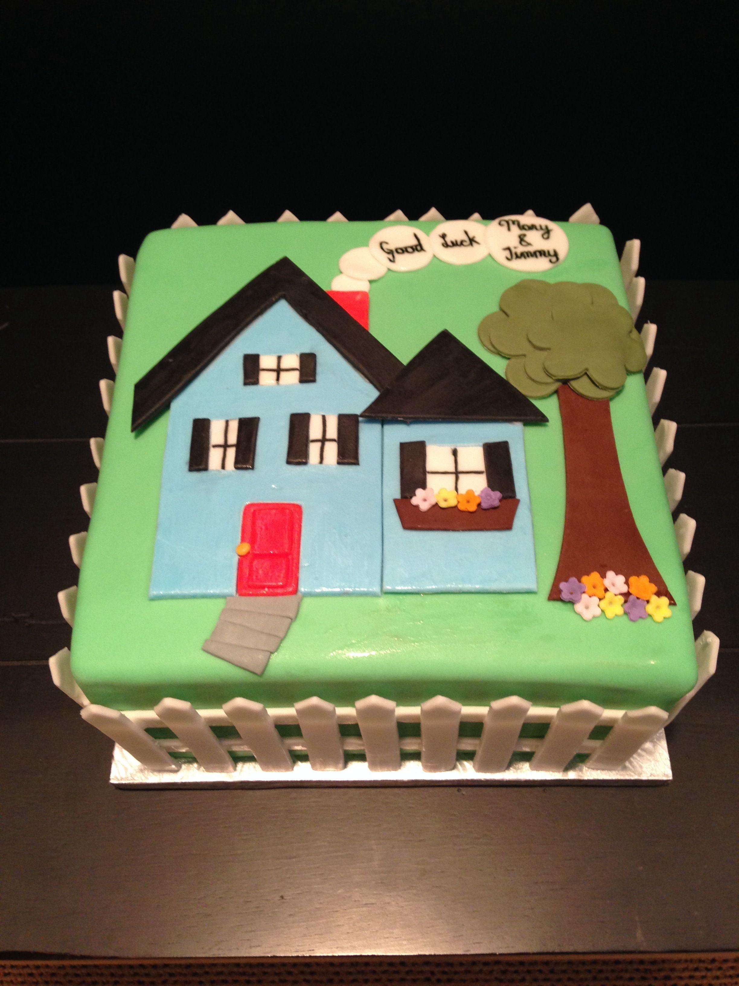 New Home Cake Themed Cakes Pinterest Cake Cake Decorating