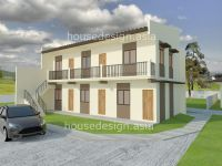 Two Story Apartment With 5 units | House Design ...