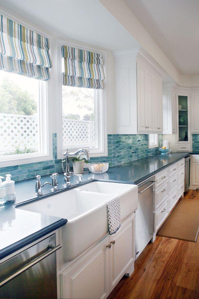 20 Amazing Beach Inspired Kitchen Designs Beach House Kitchens
