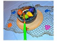 Fish bowl centerpieces - kids table? | Wedding Ideas ...