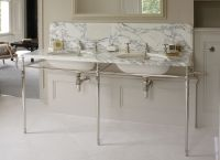 double console sinks