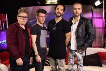 Tokio Hotel Performs Live Young Hollywood And Talks