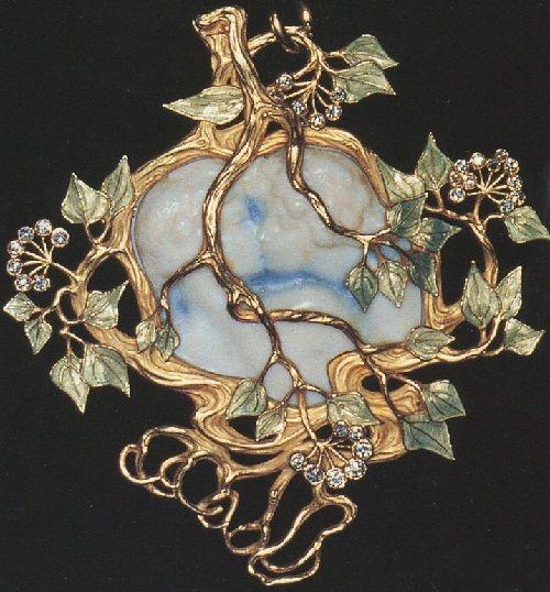 Imagini pentru art nouveau jewelry