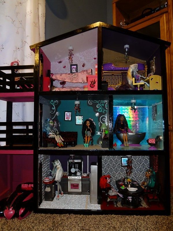 Monster High Doll House Ideas Bing Images Ideas Monster