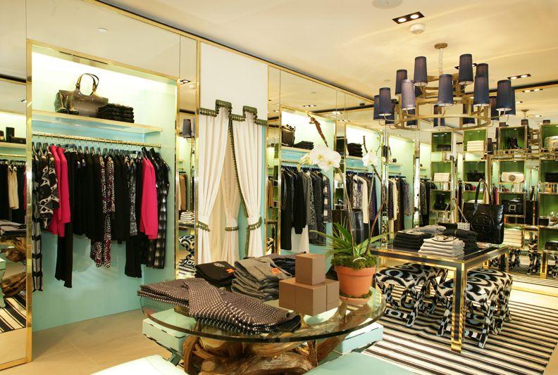 Fashion Boutique Interiors Compact Boutique Interior Compact