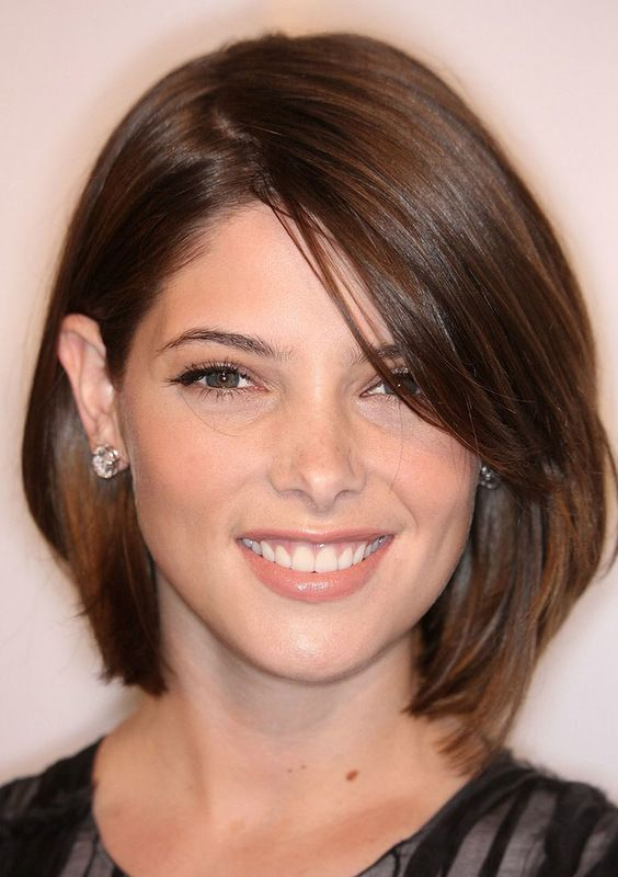 Chin Length Hairstyles For Coarse Hair Frisur Pinterest