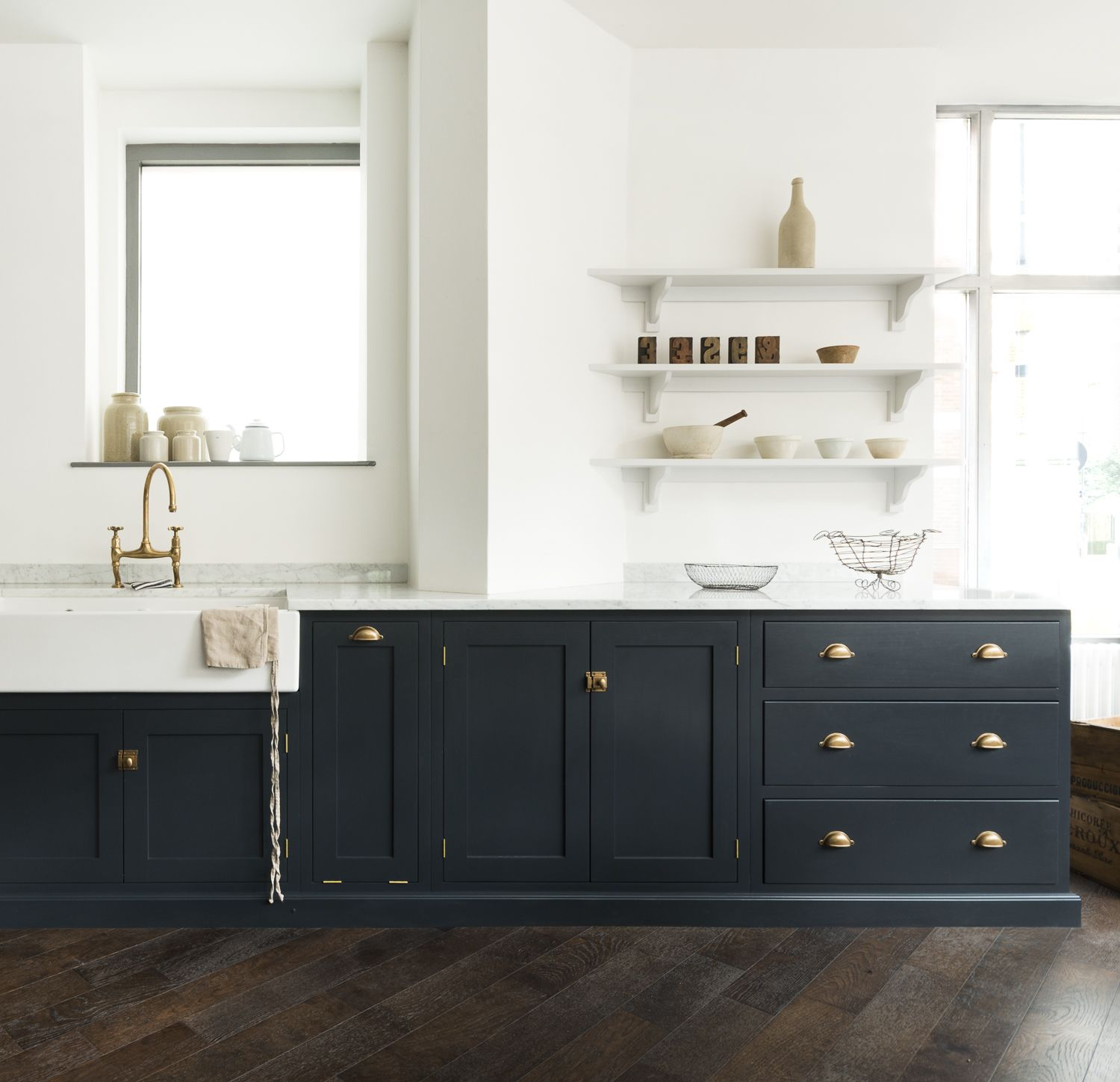 brass hardware kitchen refacing cost 39bella 39 and 39pantry blue paint are the