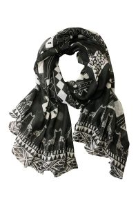 Nice scarf for chilly work mornings. | Work It | Pinterest ...
