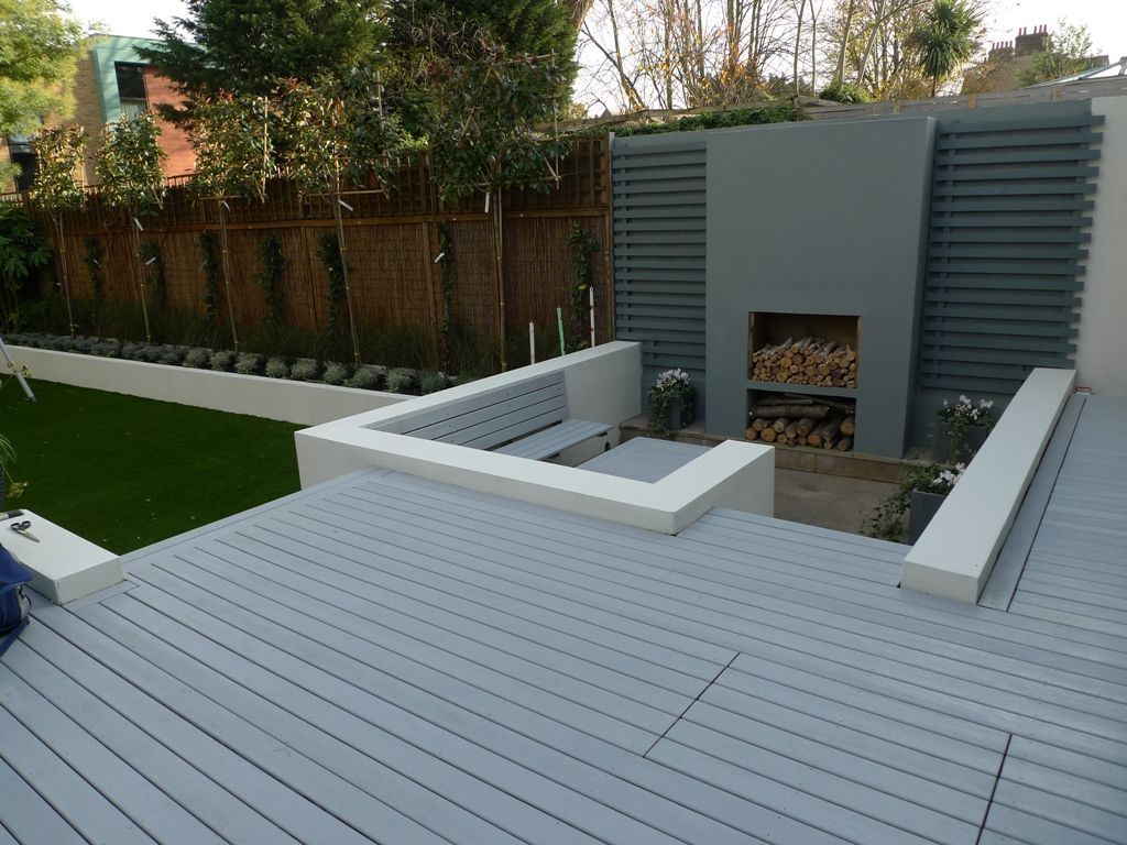 16 Best Images About Garden Decking Designs And Ideas On Pinterest