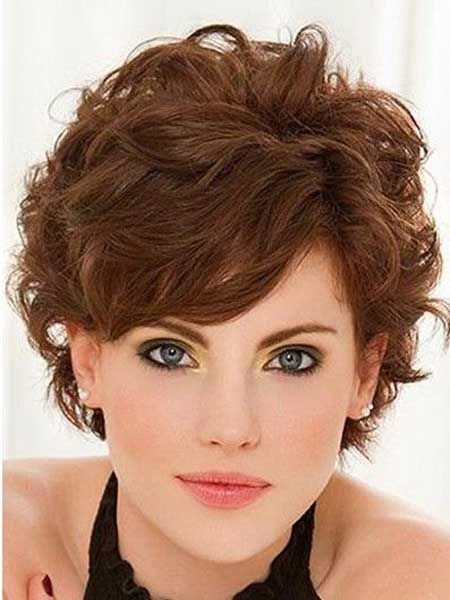 Short Haircuts For Curly Frizzy Hair Dhryhmzo Frizzy Hairstyles