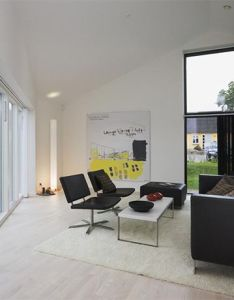 Architecture also modern country home in denmark and rh pinterest