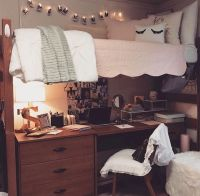 60 Stunning and Cute Dorm Room Decorating Ideas | Room ...