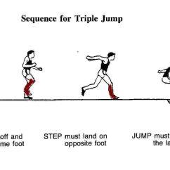 High School Shot Put Diagram Set Up Croquet Court Of A Long Jump Pit Gymnasium