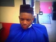 barbering high top gumby mohawks