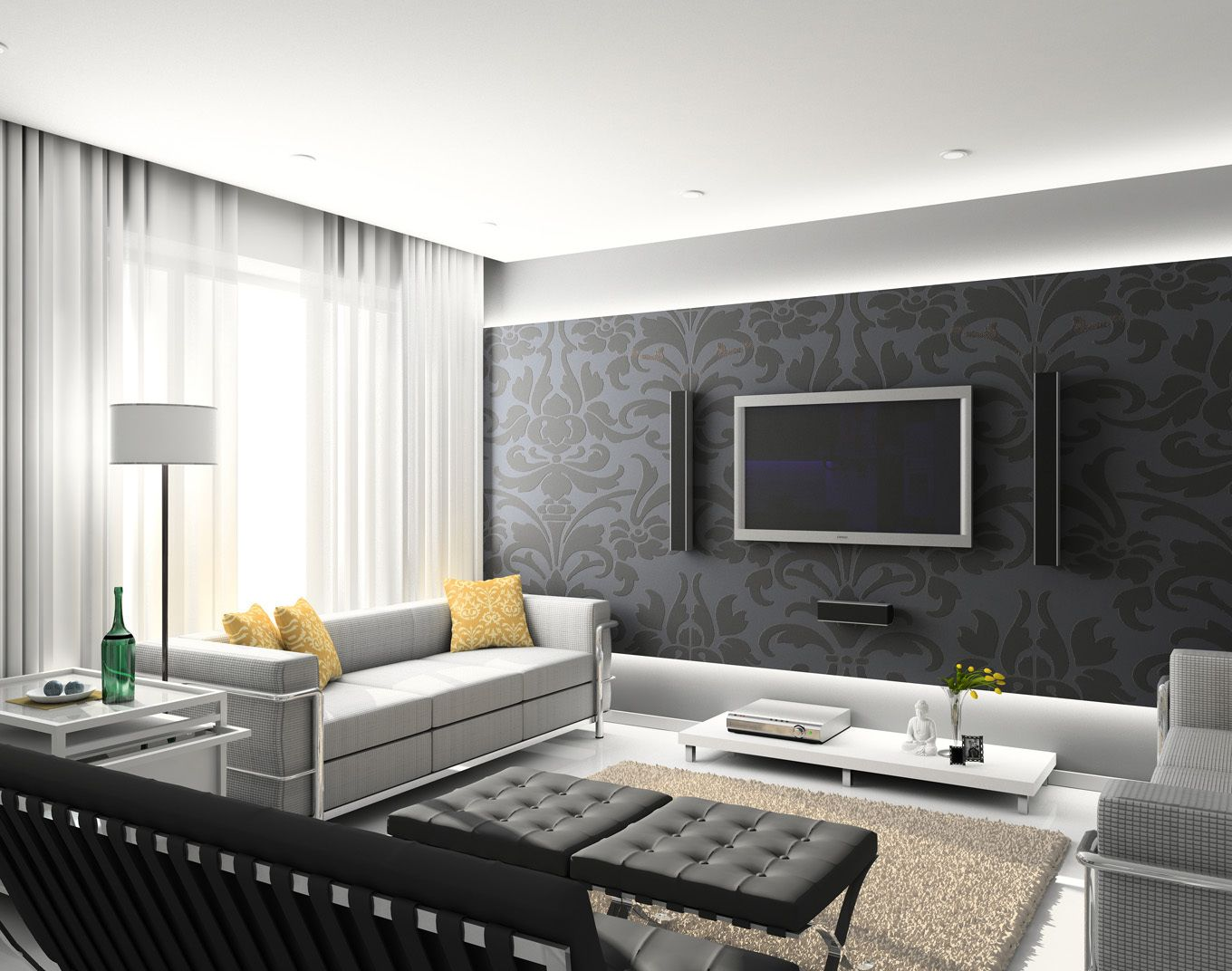 15 Helpful Ideas For Designing Your Living Room Photos Living