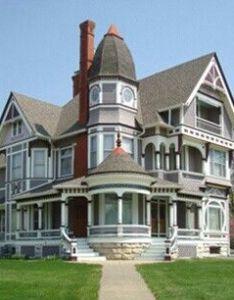 House also fairfield iowa home victorian pinterest rh