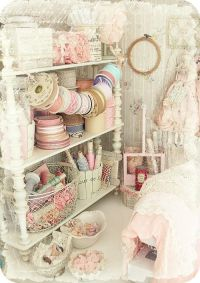 Craft room * Schlaflos in NRW * | * Shabby Chic ~ Vintage ...