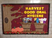 Harvest Good Oral Hygiene In