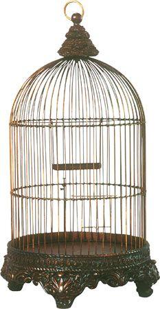Reagan  bird cage Find on craigslist  for the kiddos