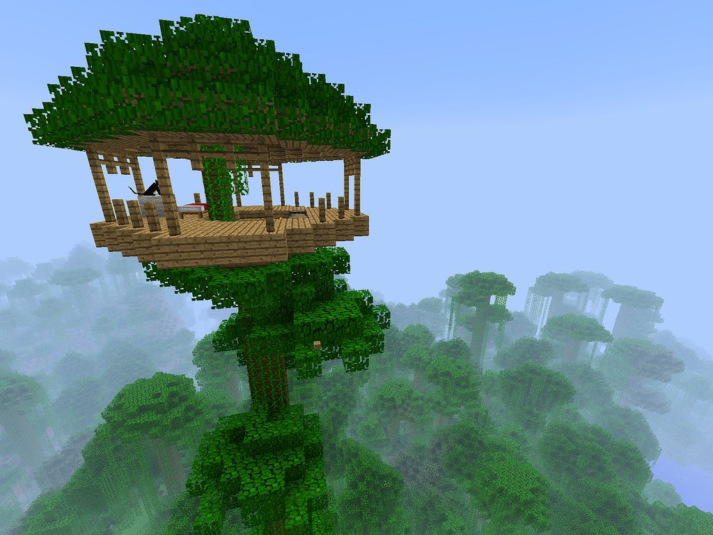 The 15 Most Outlandish Structures Created On Minecraft EHow UK