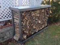 Homemade Firewood Holder  Homemade Ftempo
