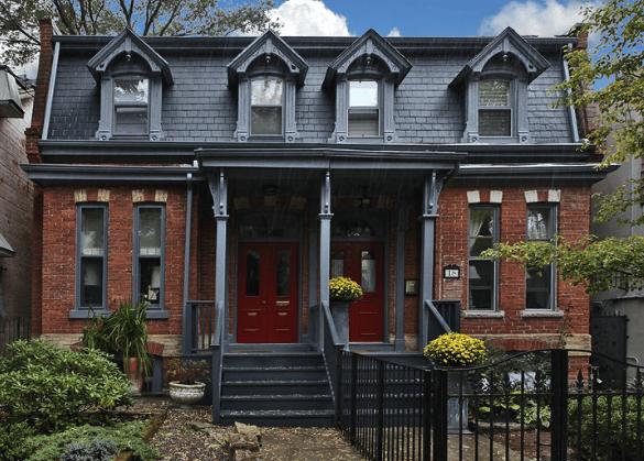 Gallery For > Red Brick House Trim Color Ideas Brick House Trim