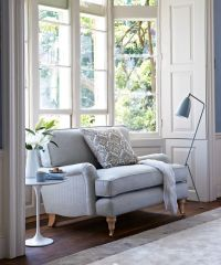 Bay Window Seat Ideas | Gull, Herringbone and Window